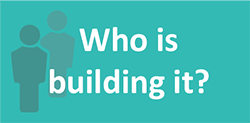 who s building it button